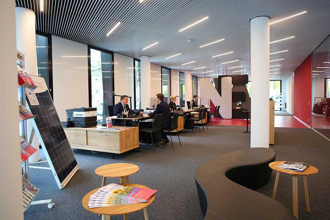 Blauhaus NEW KundenCenter