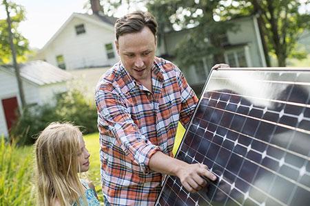 Photovoltaikanlage leicht erklärt und direkt langfristig grünen Strom produzieren.