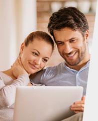 einfach alles im Blick - im neuen Online-KundenCenter Meine NEW Energie